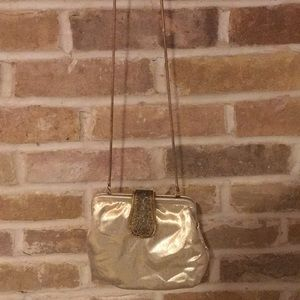 La Regale Bags - Vintage gold La Regale evening bag